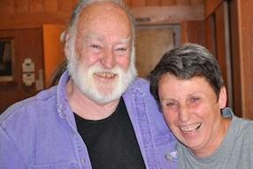 John Barnes & Amanda Oswald