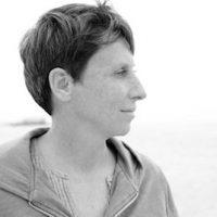 Amanda Oswald contemplating myofascial release