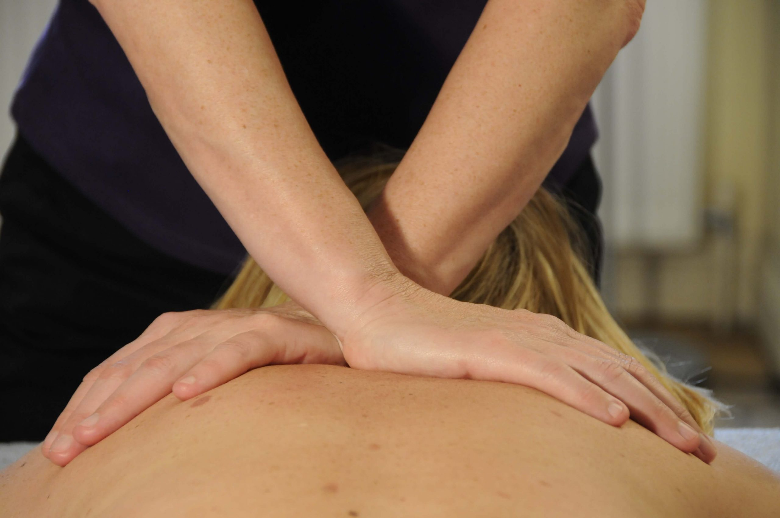 Sports Injuries Massage Treatment