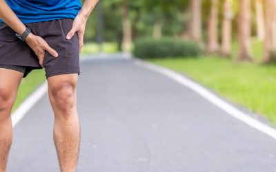 A right pain in the groin…